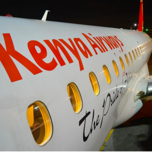 KQ shares suspended