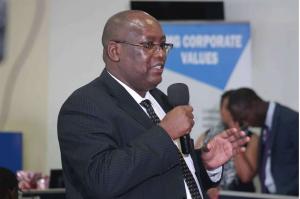 NMG CEO Stephen Gitagama