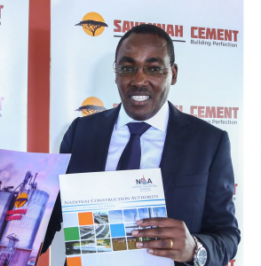 Savannah Cement CEO Ronald Ndegwa resigns www.businesstoday.co.ke