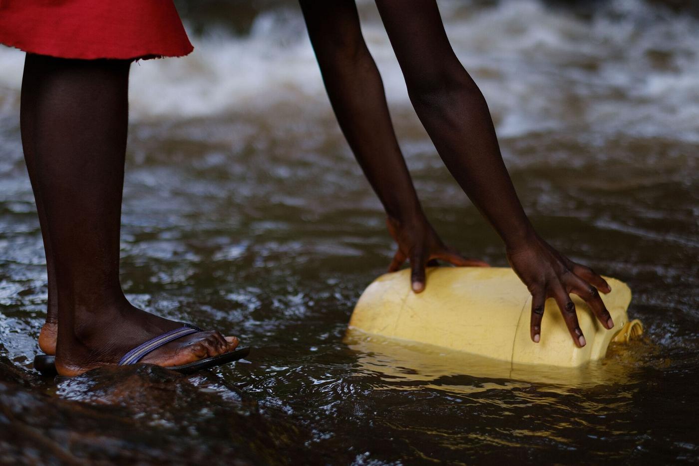 Water dams in Kenya