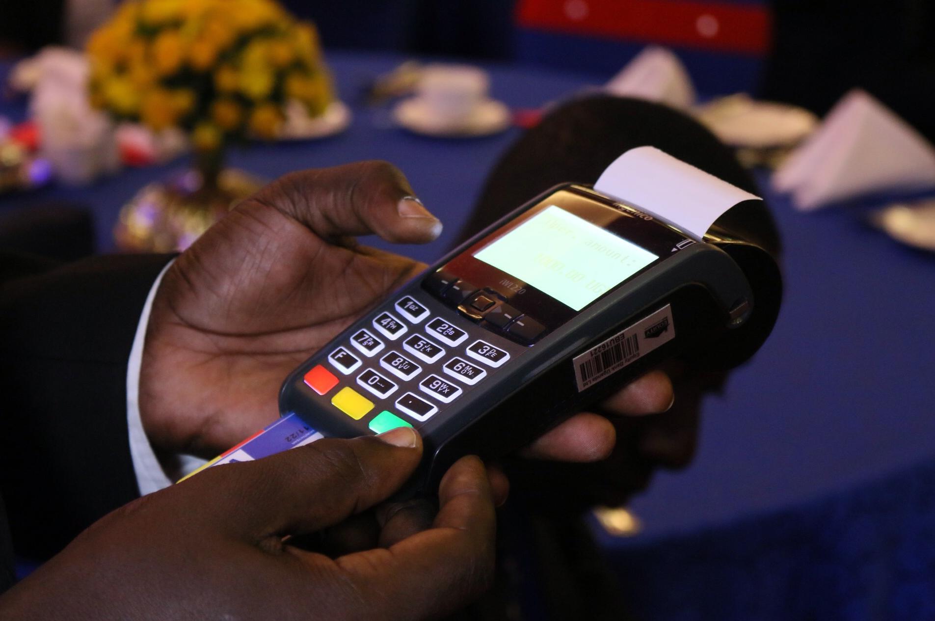agency banking in Uganda 2