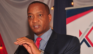 Kenya Re Managing Director Jadiah Mwarania www.businesstoday.co.ke