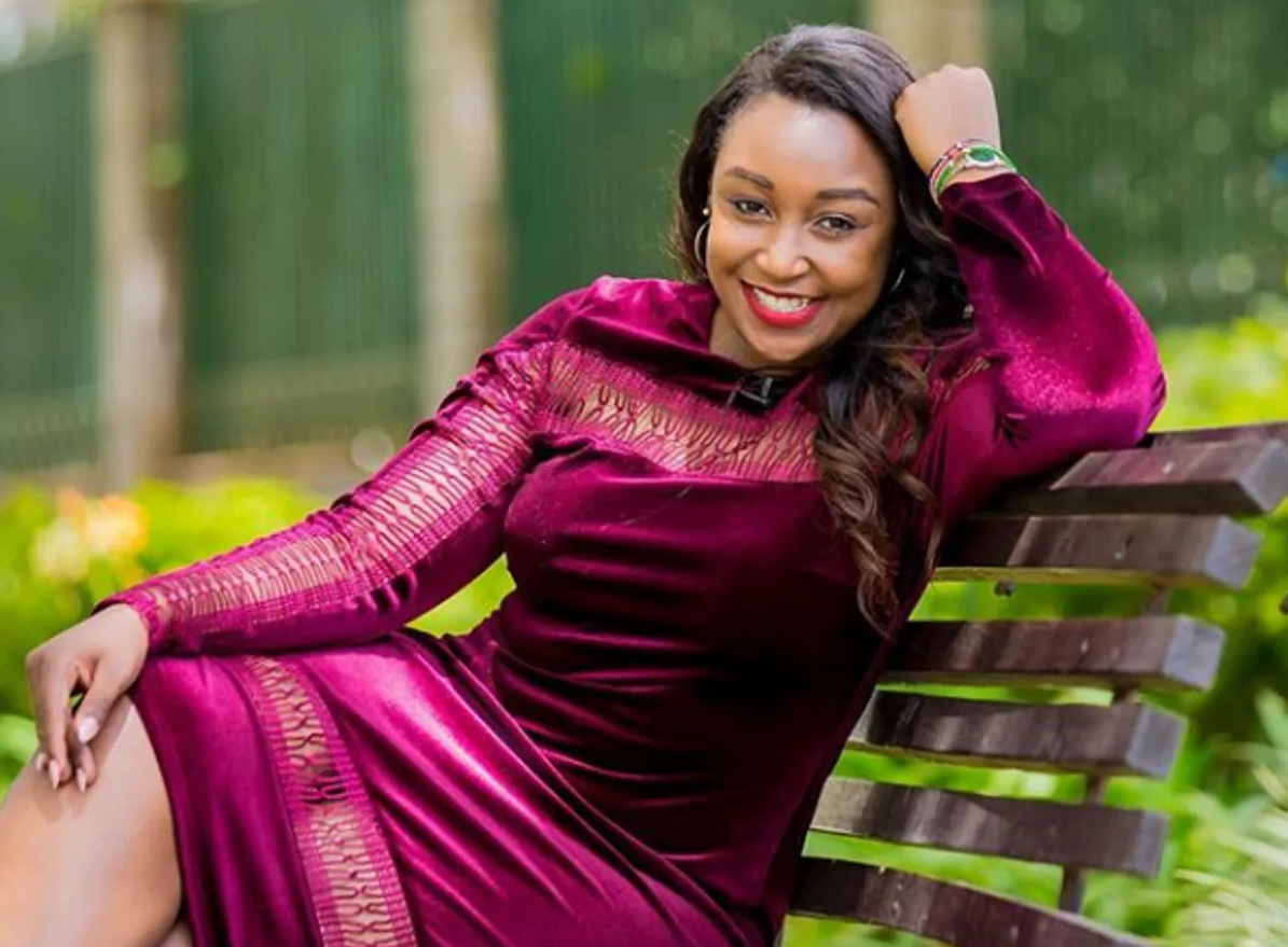 Media personality Betty Kyallo. She has unveiled clothing line BK Closet, the latest addition to her beauty business.