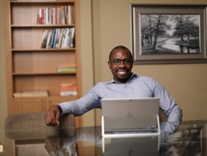 Bramuel Mwalo founder of xetova - Business Today
