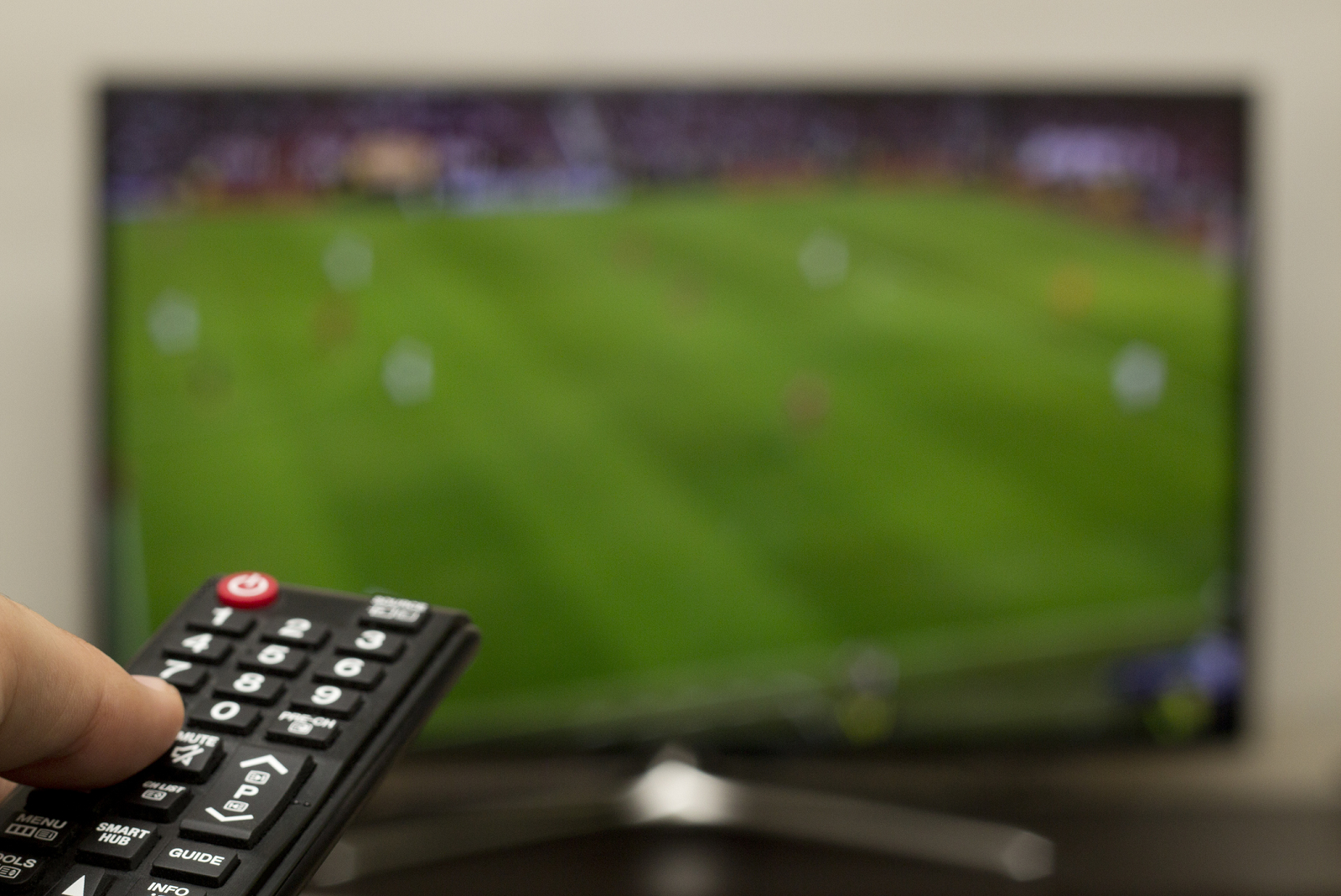 Decoders with football channels - Business Today