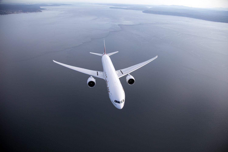 Emirates airline refunds Emirates Boeing 777-300 ER