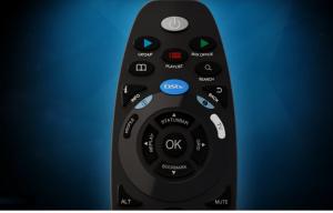 Entertainment channels on DSTV