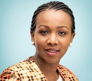 Eva Ngigi - Visa Country manager for kenya