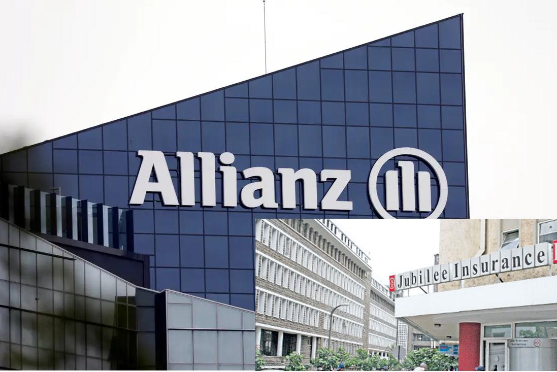 JUbilee Insurance Allianz merger