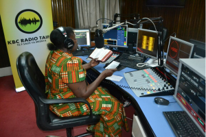 KBC radio stations in Kenya - Business Today