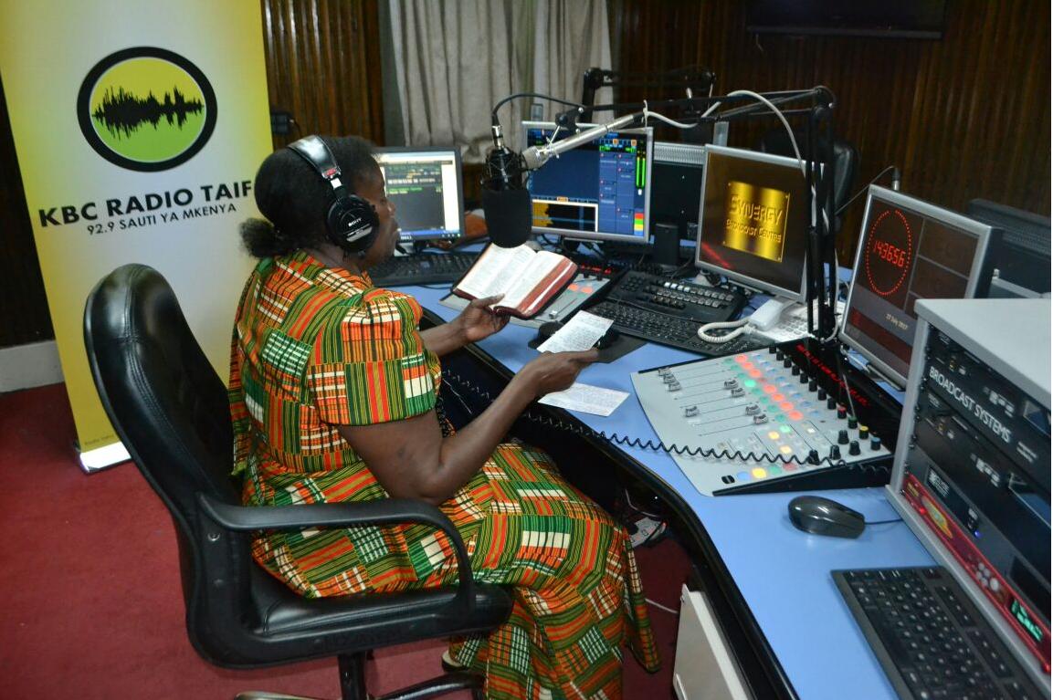 KBC radio stations in Kenya - Business Today