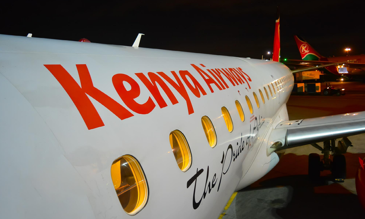 KQ Passenger ground service