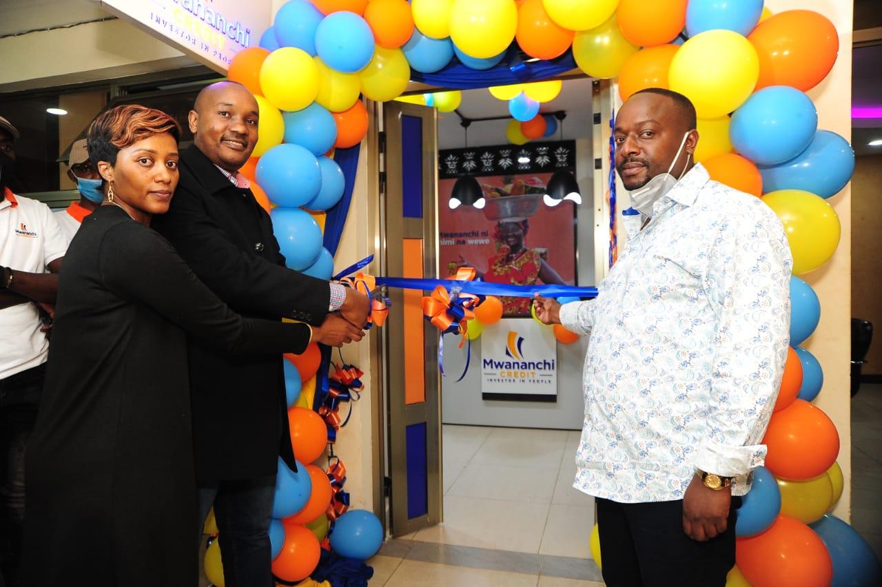 Mwananchi Credit opens branch in Thika www.businesstoday.co.ke