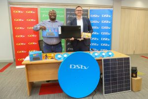 dstv solar power - Business Today