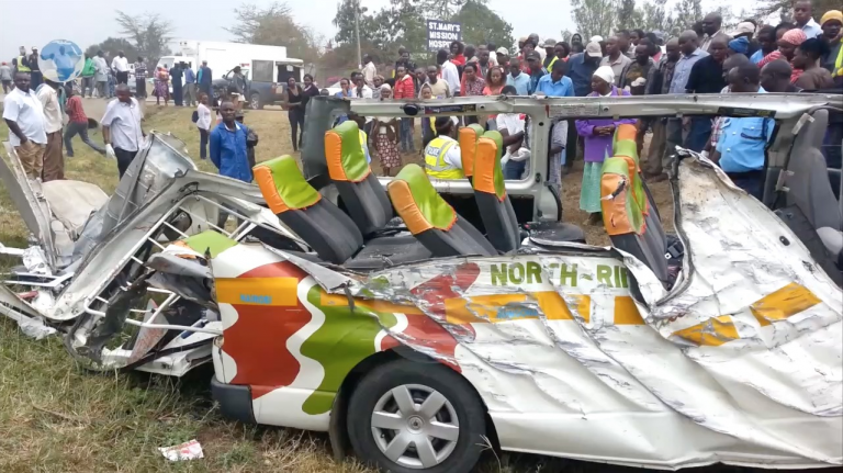 road accident statistics in Kenya