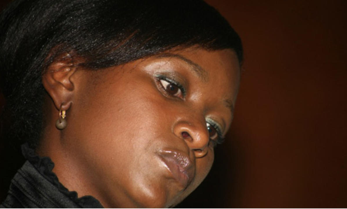 where is esther arunga?