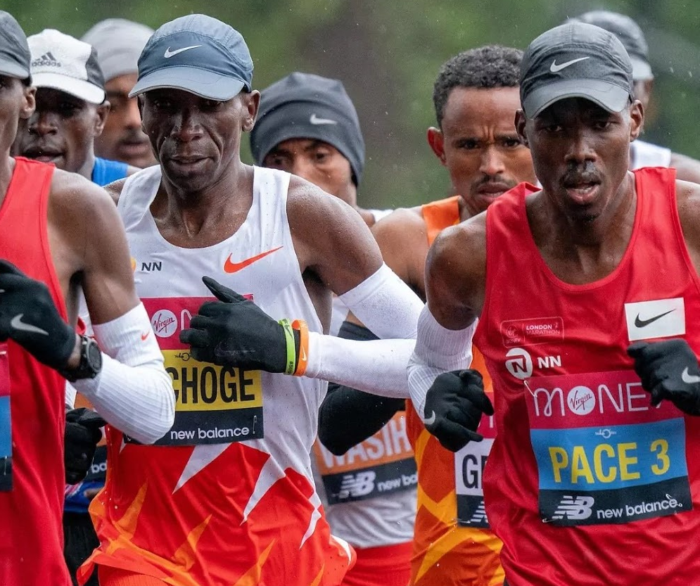 Eliud Kipchoge London Marathon