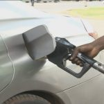 File image of a car being fuelled