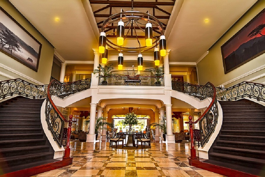 A shot of Hemingways hotel in Nairobi. Data indicates that it will take up to three years for the industry to recover from the shocks of the pandemic.