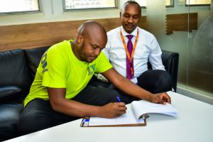 Jalang'o Mwananchi credit brand ambassador