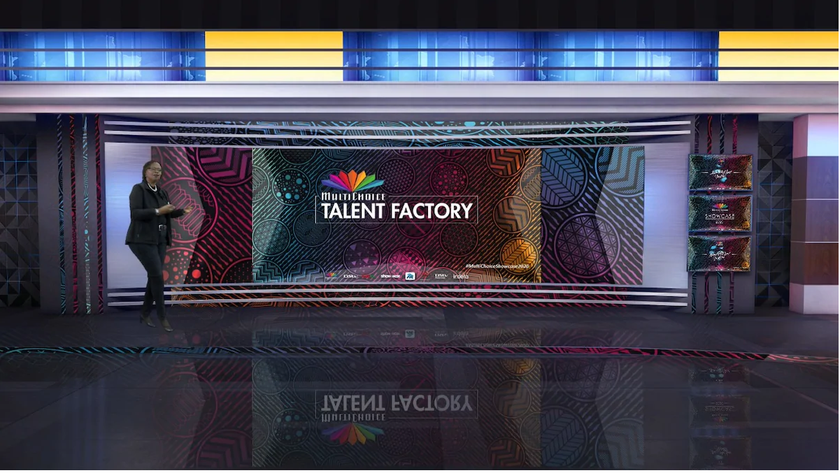 MultiChoice Talent Factory 2020