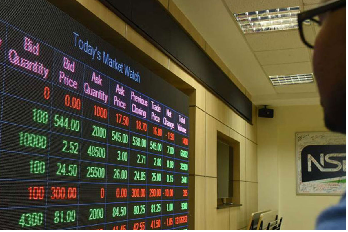 NSE weekly performance Kenya www.businesstoday.co.ke