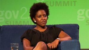 Image of Ory Okolloh Mwangi at a past summit