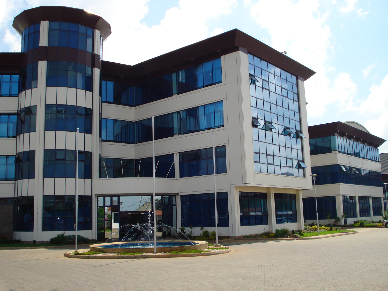 Standard Group Plc Headquarters along Mombasa Road in Nairobi.