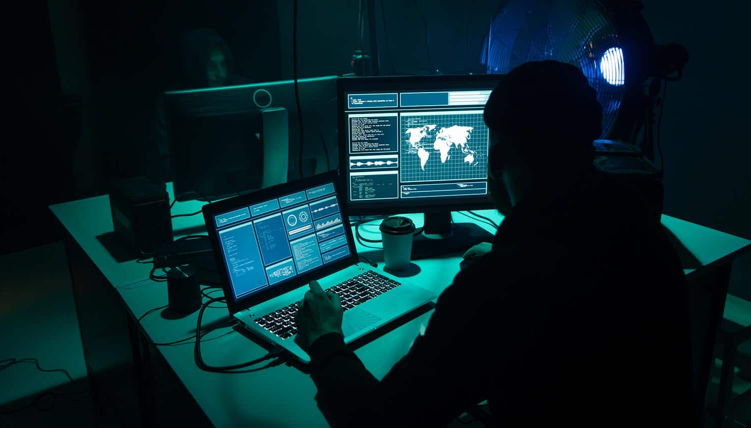 hacking of bank in Uganda