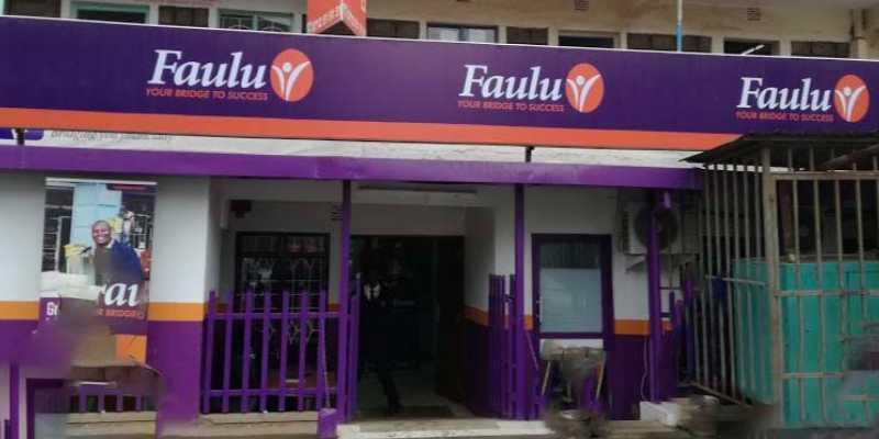 A Faulu Microfinance Bank branch
