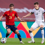Germany vs Spain match
