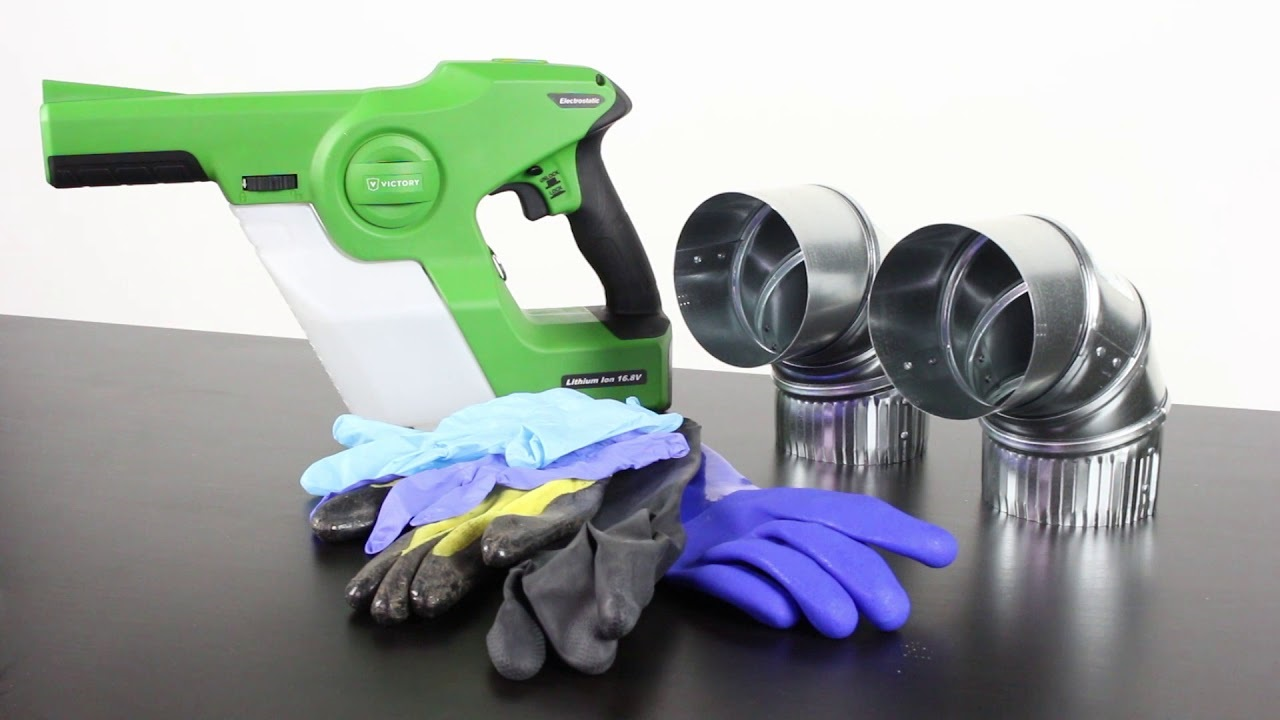 Infrared Kenya Electrostatic Sprayer