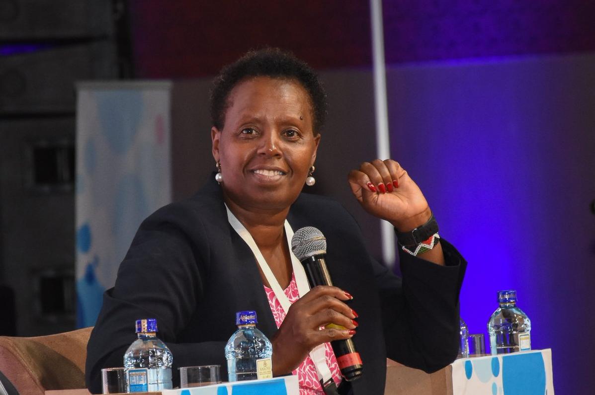 Kenya Breweries Managing Director Jane Karuku www.businesstoday.co.ke