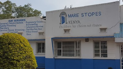 A Marie Stopes clinic in Kenya