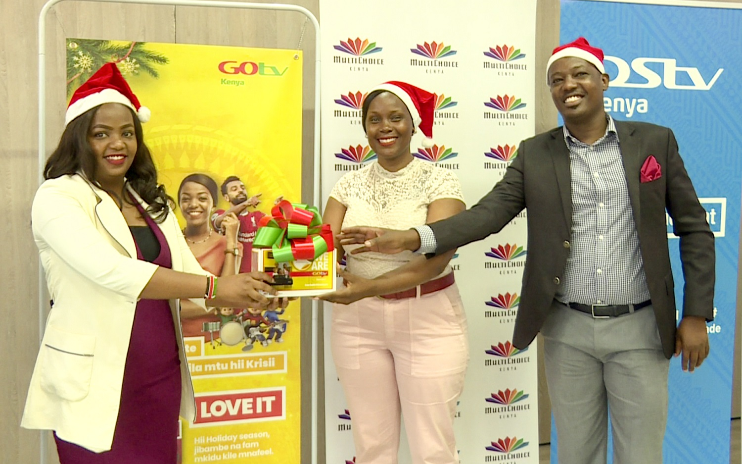 Multichoice kenya launches festive campaign www.businesstoday.co.ke