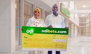 Odibet winners