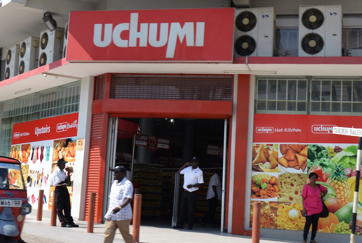 Uchumi Supermarket share price at NSE www.businesstoday.co.ke