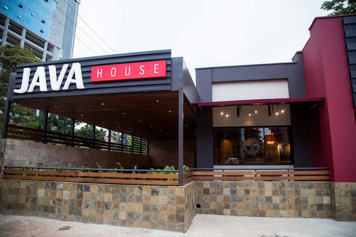 A Java House branch in Nairobi