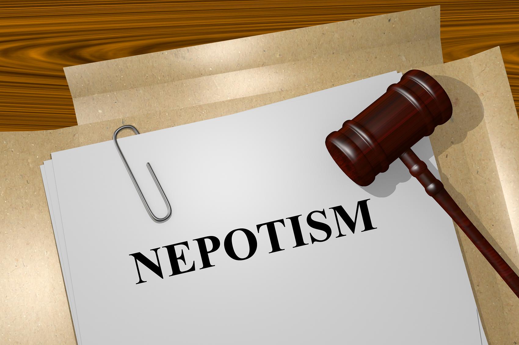 nepotism in Kenya - Do you know somebody