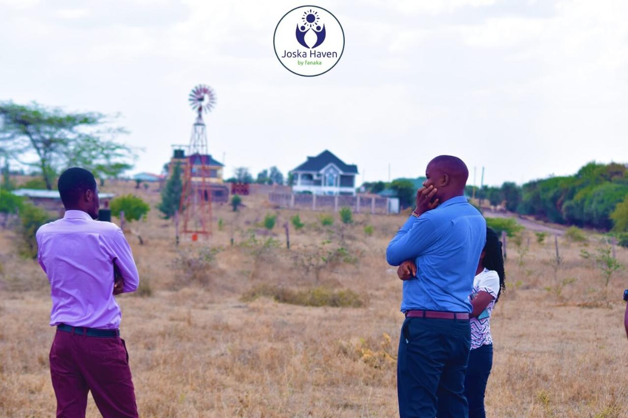 Affordable land in nairobi