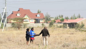 Affordable land on Eastern ByPass - Fanaka Real Estate