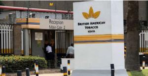 BAT Kenya Share price