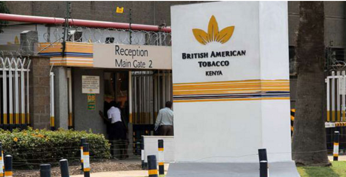 BAT Kenya Share price