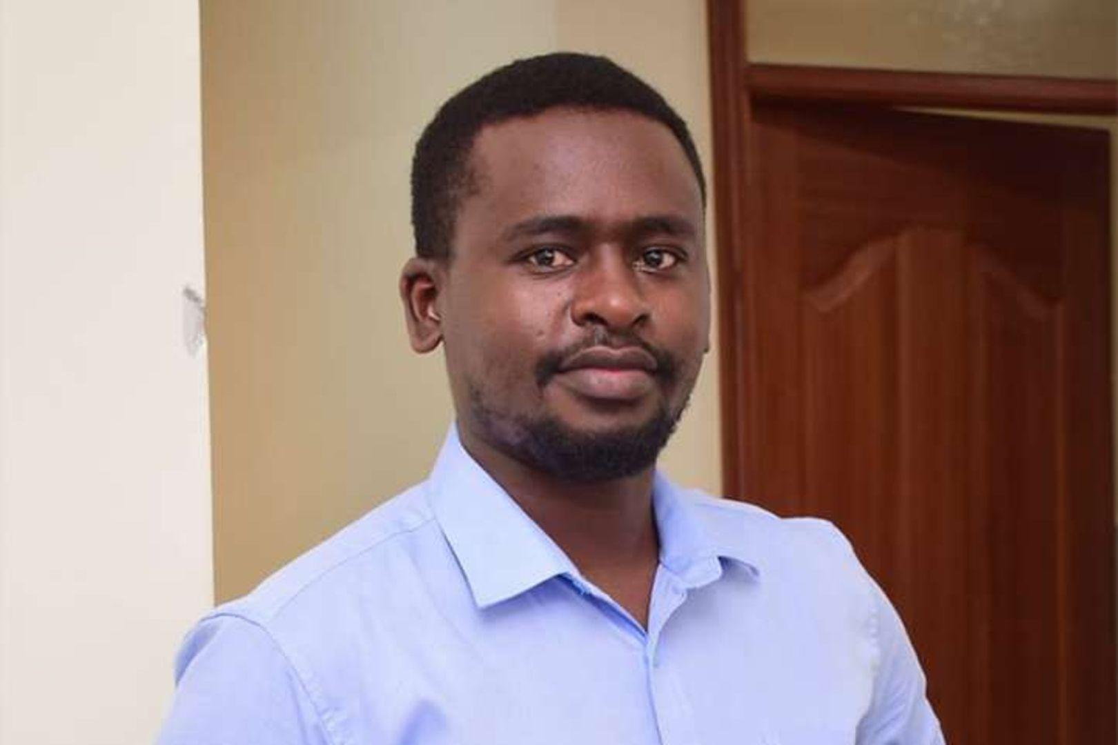 Dr Stephen Mogusu