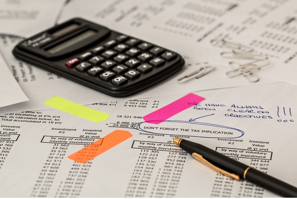 How to Organize Your Tax Report