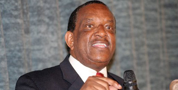 Former Cabinet Minister Joseph Nyagah