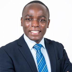 University of Nairobi (UoN) tutorial fellow Socrates Majune. He is the inaugural winner of the WTO's Trade Economist Thematic Award.