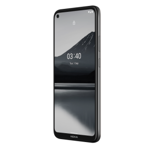 The Nokia 3.4. HMD Global announced availability of the phone in Kenya.