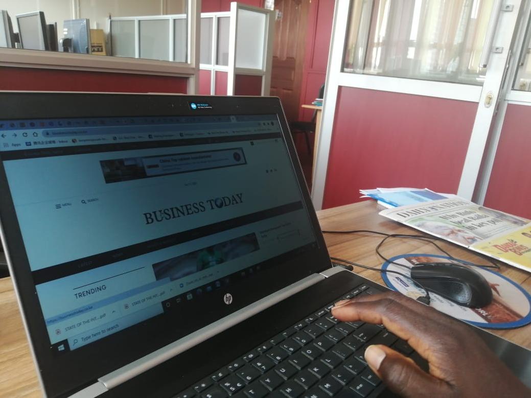 State of internet in Kenya