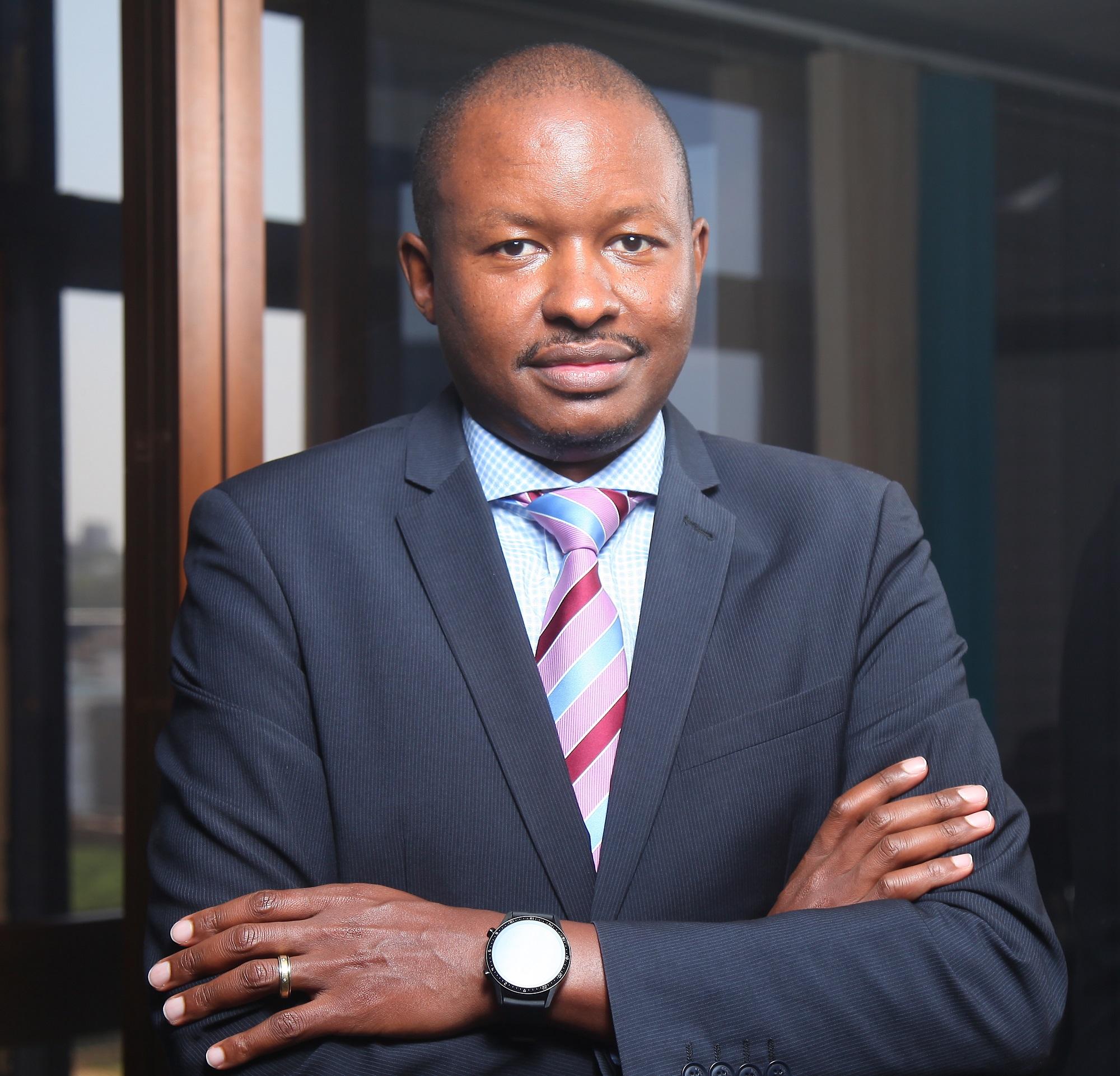 Gituku Kirika PesaLink Chief Executive Officer